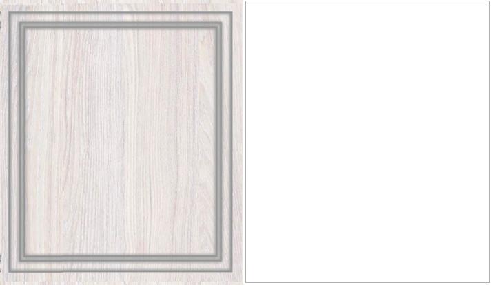 ясень анкор светлый + патина серебро+ экокожа polo